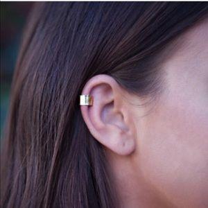 Free People golden ear cuff